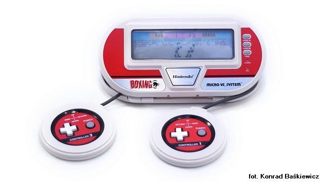 Nintendo Micro vs. System